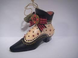 ashton heirloom ornament stepping in time shoe scottish