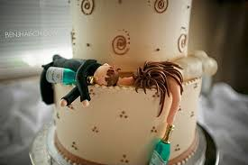Funny Wedding Cake Toppers Realistic Wedding Cake Topper The Meta Picture