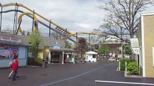 Six Flags V2 V2 Marathon Review Vertical Velocity Six Flags Great America 5 13