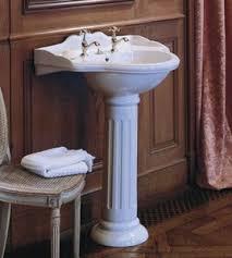 Contemporary Pedestal Sink Homethangs Com Has Introduced A Guide To Contemporary Pedestal Sinks