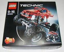 lego technic monster truck ebay
