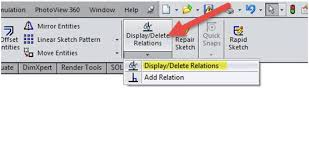 how to see external references in a solidworks sketch computer