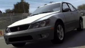 altezza car 2014 forza motorsport 1 toyota altezza rs200 2004 test drive