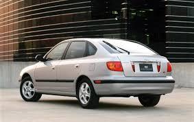 2003 hyundai elantra hatchback 2003 hyundai elantra image 7