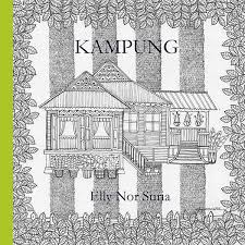 kampung colouring book oyez books store