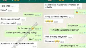 imágenes sorprendentes para whatsapp en whatsapp joven inventó terrible excusa para tener sexo con su