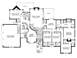 texas hill country floor plans rishon hill country ranch home plan 038d 0204 house plans and more