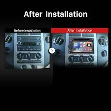 nissan qashqai head unit how to upgrade a 2004 2014 ford f150 f250 f350 stereo head unit in
