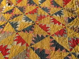 Wool Filled Comforter Lot Old Antique Vintage Patchwork Quilts U0026 Wool Filled Comforter