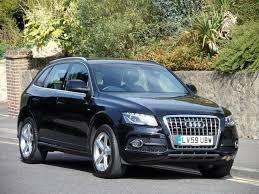 Audi Q5 Diesel - used 2010 audi q5 tdi quattro dpf s line one owner nice spec for