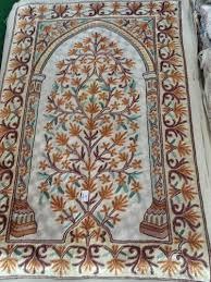 Kashmir Rugs Price Handmade Payer Rugs From Kashmir Exporter From New Delhi