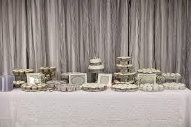 wedding backdrop accessories silver grey wedding decor accessories