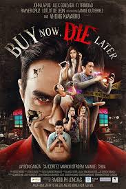 buy now die later review by john paul gaba clickthecity movies