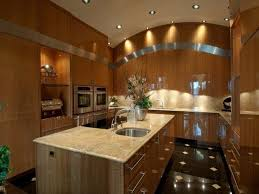 u shaped kitchen with island layout granite countertop dining