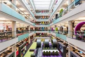 bbc north at mediacityuk id sr interiors sheppard robson