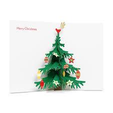 moma christmas cards joyful tree cards moma design store