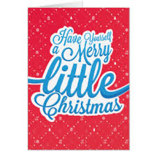 yourself a merry greeting cards zazzle