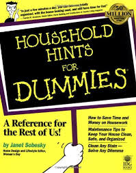 home design for dummies household hints for dummies janet sobesky 0785555551411