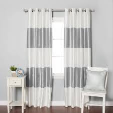 White Ruffled Curtains For Nursery by Nursery Enchanting Nursery Decorating Ideas With Blackout