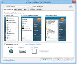 windows 8 bureau classique menu démarrer avec windows 8