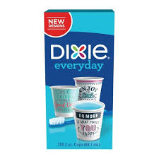 dixie cups dixie everyday bath cups 3oz 200ct target