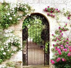 Garden Gate Garden Ideas Beautiful Garden Gates Ghanadverts Club