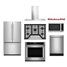 Kitchenaid Gas Cooktop 30 Appliance Packages