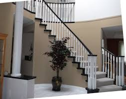 stairway painting ideas latest i love the look of two toned