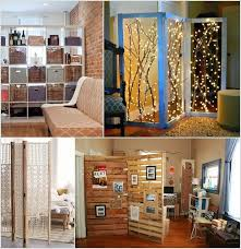 home design diy 10 cool diy room divider designs for your home pertaining to design