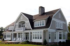 Barn Roof by Gambrel Style Home Hammond Wilson Architects Houses