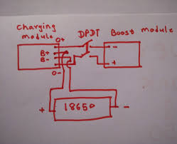 Silent Knight Fire Alarm Schematics Homemade Diy Power Bank Using 18650 Battery Simple Projects And