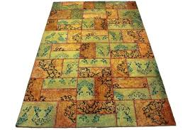 Patchwork Area Rug Patchwork Area Rug Wool Rugs Vintage Carpet Decorative Cm 5
