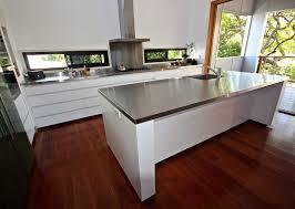 Kitchen Designs Brisbane by Stainless Steel Kitchen Bench