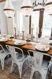 simple neutral fall farmhouse dining room liz marie blog neutral rustic fall dining room a farmhouse style dining room