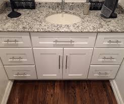 white shaker bathroom cabinets premium cabinet studio home