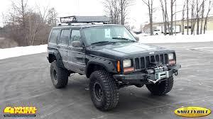 2000 jeep cherokee black jeep cherokee xj parts columbiana oh 4 wheel parts youtube