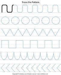 line pattern worksheet draw pattern worksheets ders zamanı pinterest worksheets