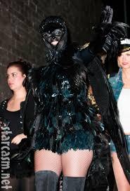 Crow Halloween Costume Seal Heidi Klum Crows Halloween Costumes