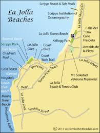 la jolla map la jolla beaches directions mobile
