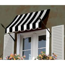 Striped Canopy by Outdoor Designed For Rain And Light Snow With Home Depot Awnings