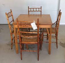 Vintage Bamboo Chairs Desk Chair Collection On Ebay