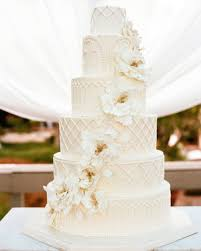 wedding cakes 40 simple wedding cakes that are gorgeously understated martha