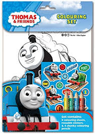 anker thcst thomas u0026 friends colouring amazon uk toys u0026 games