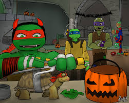 background halloween video tmntbtd images halloween tmnt hd wallpaper and background photos