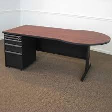 MARVEL OFFICE FURNITURE Zapf Peninsula UShape Executive Desk