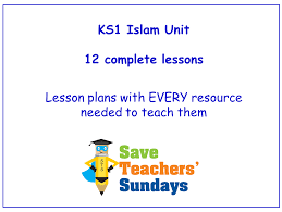 life of muhammad ks1 lesson plan and worksheet by