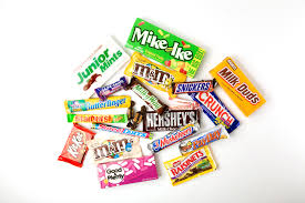 halloween candy ranked by betchiness betches