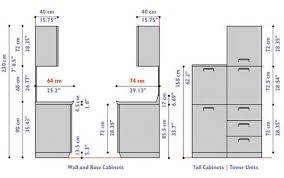 Upper Kitchen Cabinet Height Outstanding  Dimensions HBE Kitchen - Kitchen cabinet dimensions standard
