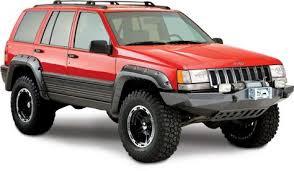 1997 jeep grand laredo accessories tolvas rines bumper forntal winch jeep grand