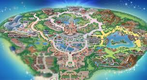 Disney Land Map Shanghai Disney Resort Discussion Thread Page 51 Theme Park Review